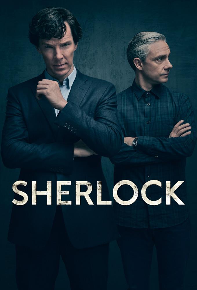Banco de Séries - Organize as séries de TV que você assiste - Sherlock